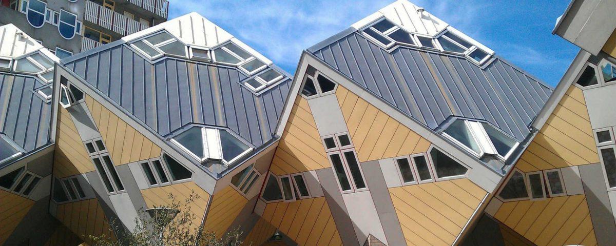 Wonen in het hart van Rotterdam